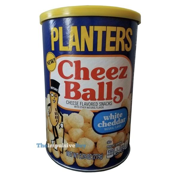 Planters White Cheddar Cheez Balls