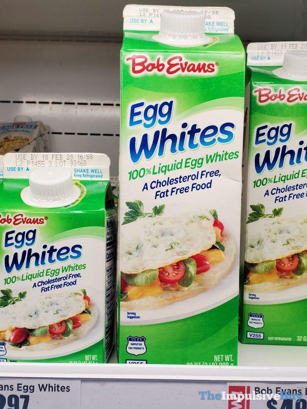 Bob Evans Egg Whites
