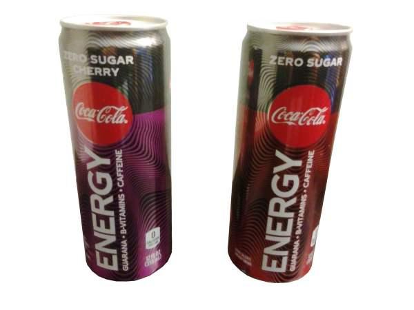 Coca Cola Energy Zero Sugar