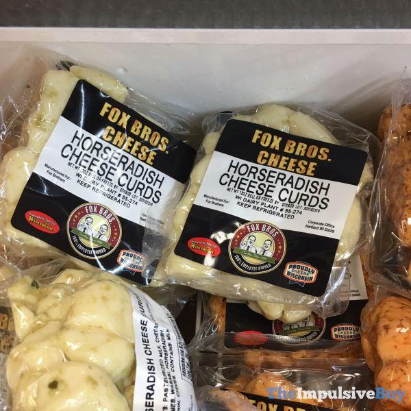 Fox Bros Cheese Horseradish Cheese Curds