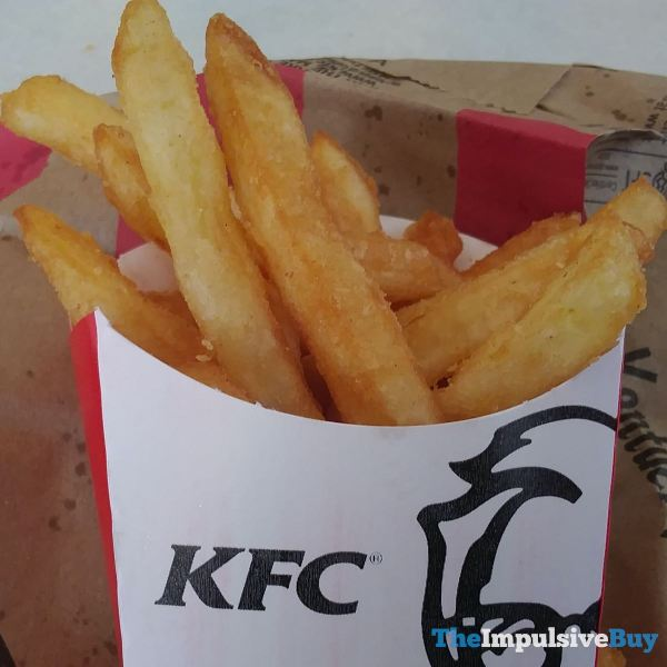 KFC Secret Recipe Fries 3