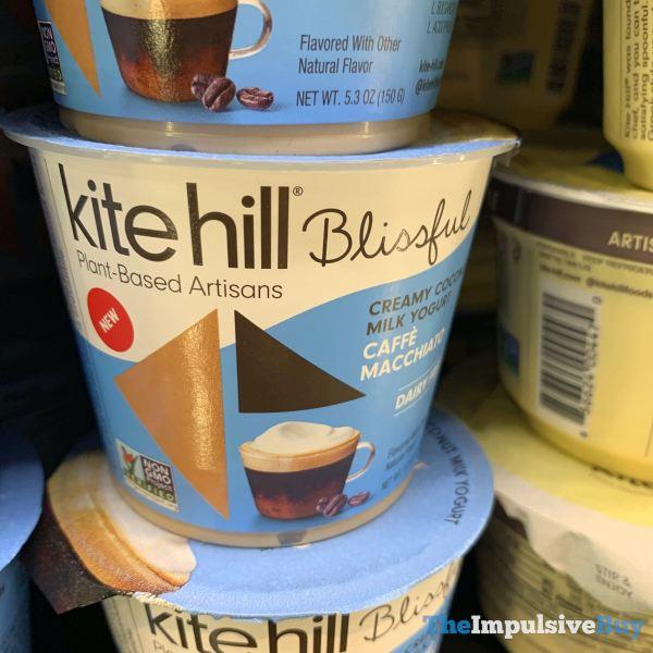 Kite Hill Blissful Caffe Macchiato Coconut Milk Yogurt