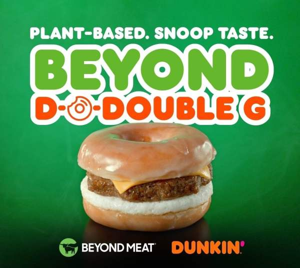 News Dunkin Beyond+D O Double+G+Sandwich