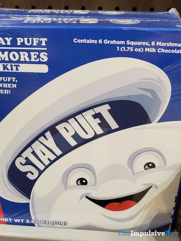 Stay Puft S mores Kit