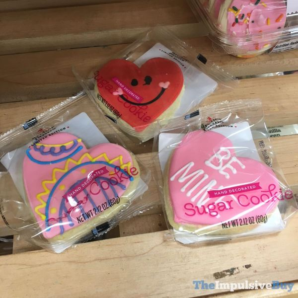 Archer Farms Limited Edition Hand Decorated Sugar Cookies