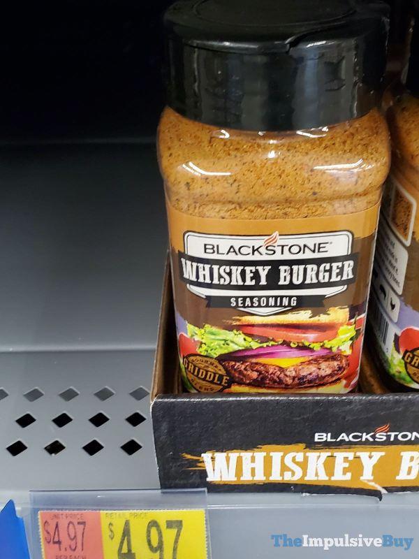 Blackstone Whiskey Burger Seasoning