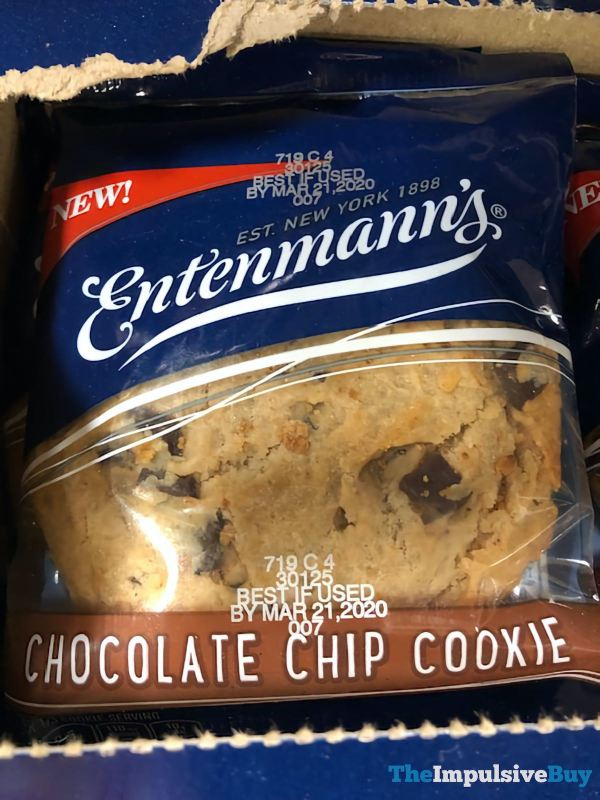 Entenmann s Chocolate Chip Cookie