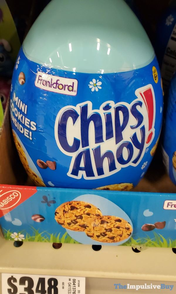 Frankford Chips Ahoy Egg