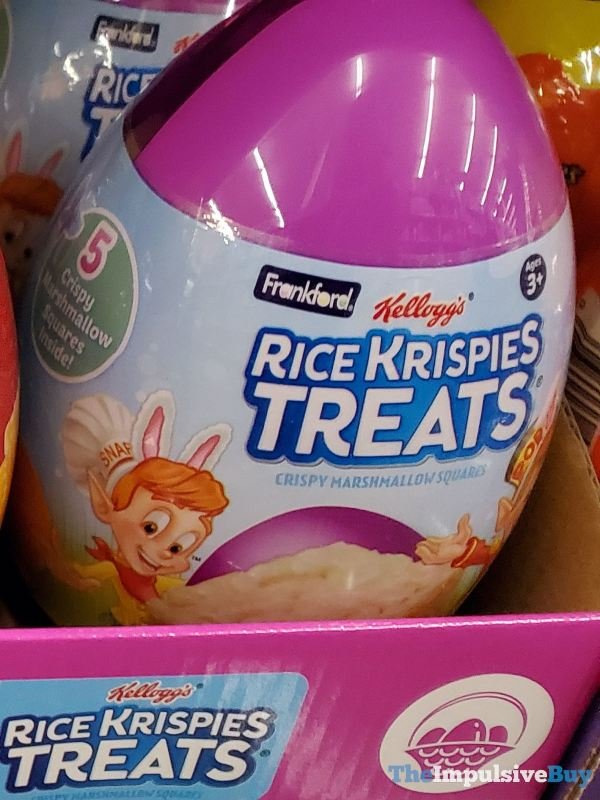 Frankford Rice Krispies Treats Egg