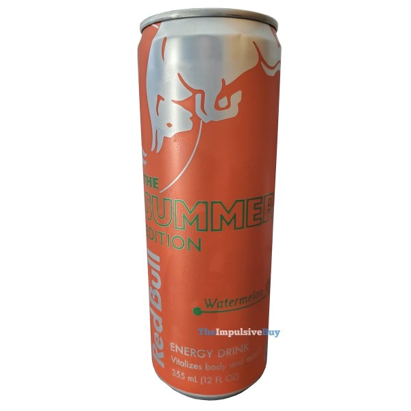Red Bull Summer Edition Watermelon Energy Drink