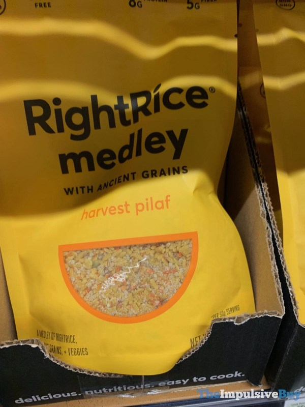 Right Rice Medley with Ancient Grains Harvest Pilaf