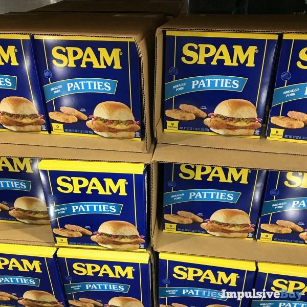 Spam Breaded Pork Patties