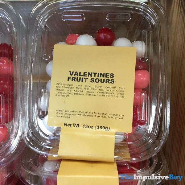 Sprouts Bulk Valentines Fruit Sours