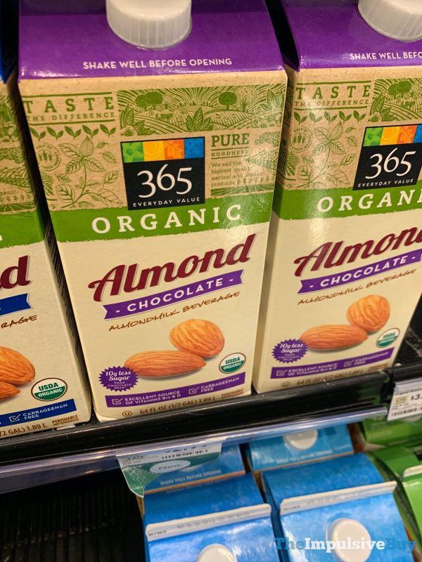 365 Everyday Value Organic Almond Chocolate Almondmilk Beverage 32 Ounce Carton