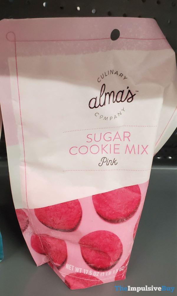 Alma s Pink Sugar Cookie Mix