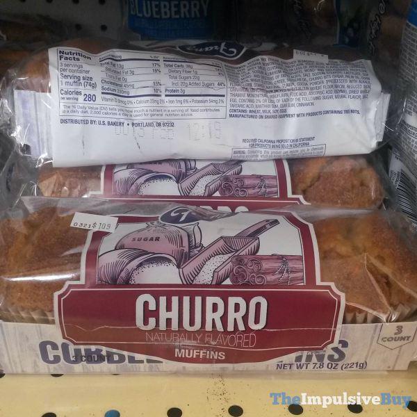 Franz Churro Muffins