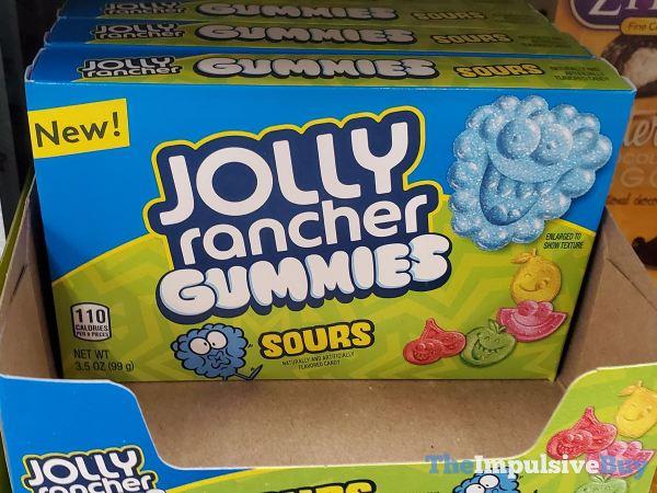 Jolly Rancher Gummes Sours