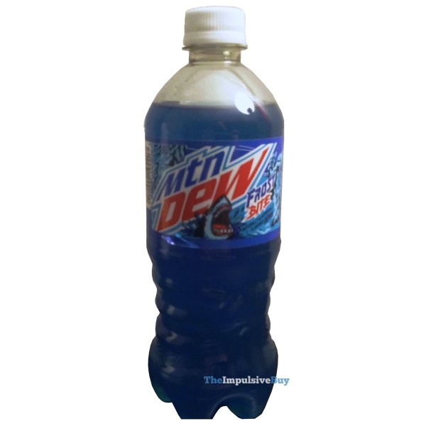 Mtn Dew Frost Bite Bottle