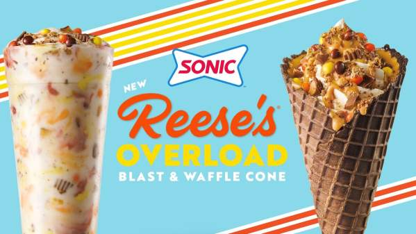 News Sonic Reeses Overload