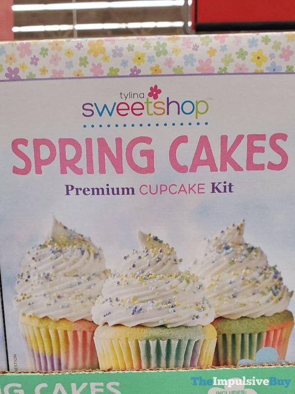 Tylina Sweetshop Spring Cakes Premium Cupcake Kit