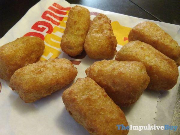 Burger King Jalapeno Cheddar Bites