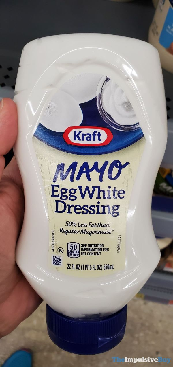 Kraft Mayo Egg White Dressing