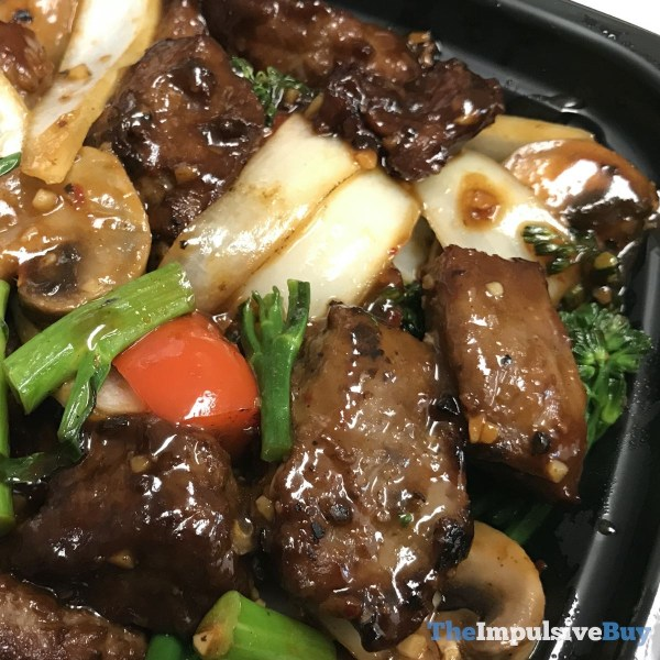 Panda Express Black Pepper Angus Steak Meat