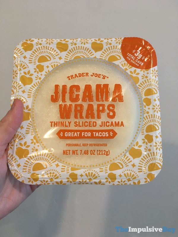 Trader Joe s Jicama Wraps