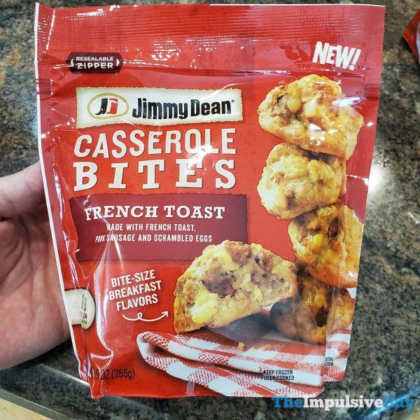Jimmy Dean Casserole Bites French Toast