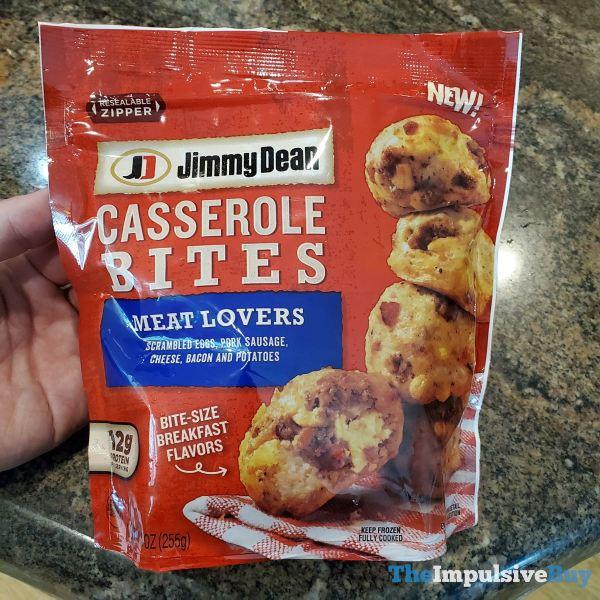 Jimmy Dean Casserole Bites Meat Lovers