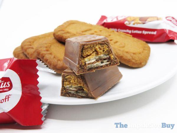 Lotus Biscoff KitKat Minis 3