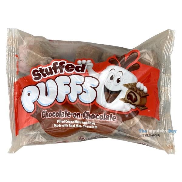 Stuffed Puffs Chocolate on Chocolate Marshmallows