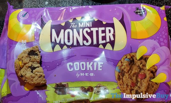 The Mini Monster Cookie by H E B