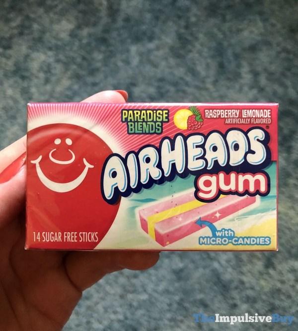 Airheads Gum Paradise Blends