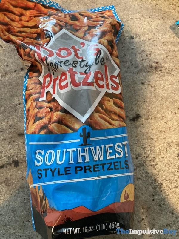 Dot s Southwest Style Pretzels