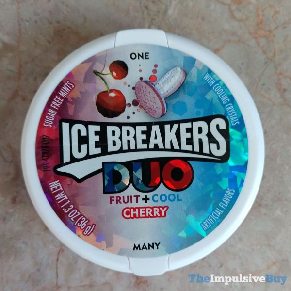 Ice Breakers Duo Cherry