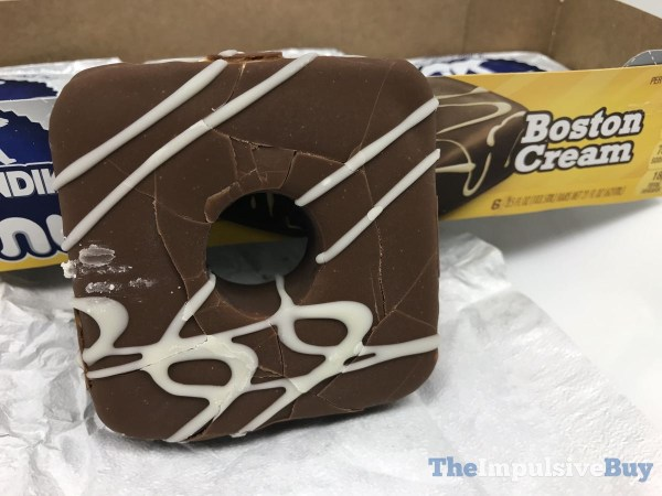 Klondike Donuts Boston Cream Shell