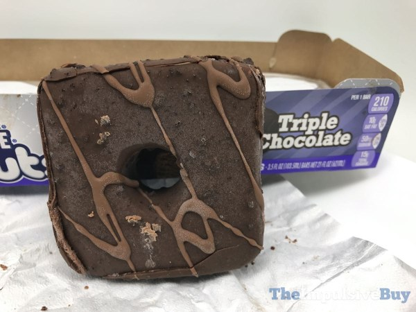 Klondike Donuts Triple Chocolate Shell