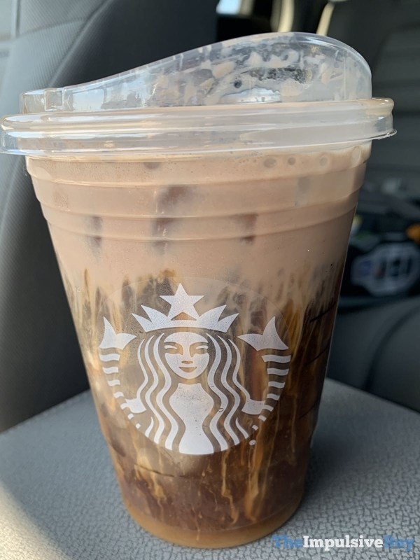 Starbucks Cold Brew with Dark Cocoa Almondmilk Foam