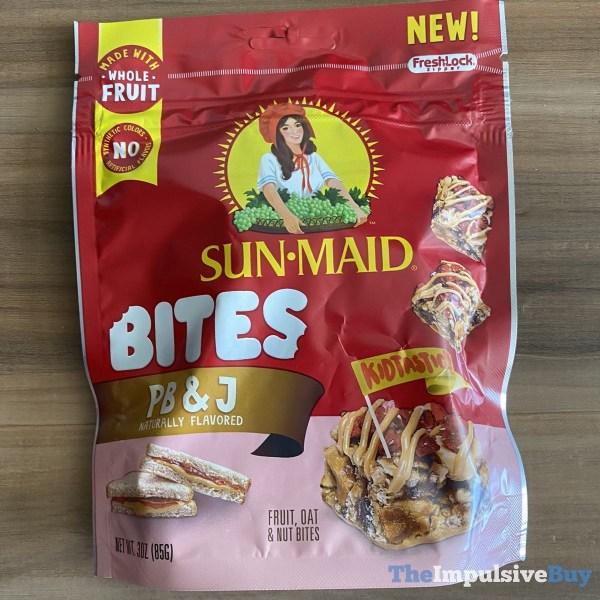 Sun Maid Bites PB  J
