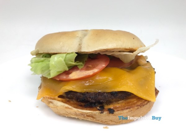 REVIEW: Jack in the Box Southwest Cheddar Cheeseburger
