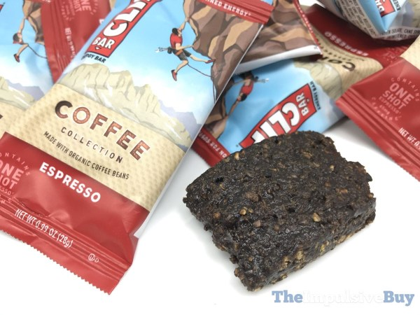 Clif Bar Coffee Collection Minis Espresso