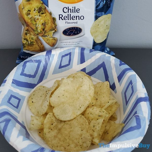 Lay s Flavor Icons Chile Relleno Potato Chips