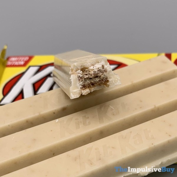 Limited Edition Apple Pie Kit Kat Wafers