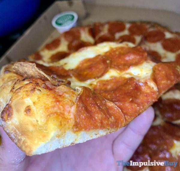 Papa John s Shaq a Roni Pizza Crust
