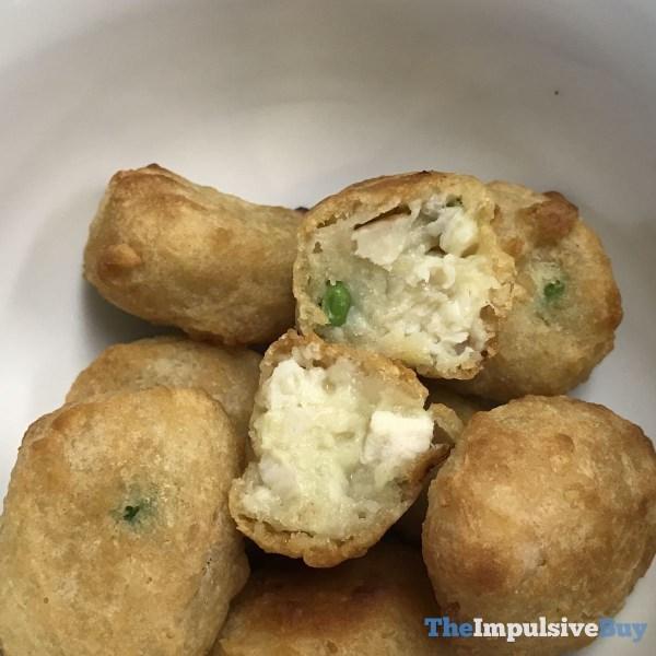Stouffer s Chicken Pot Pie Bites Closeup