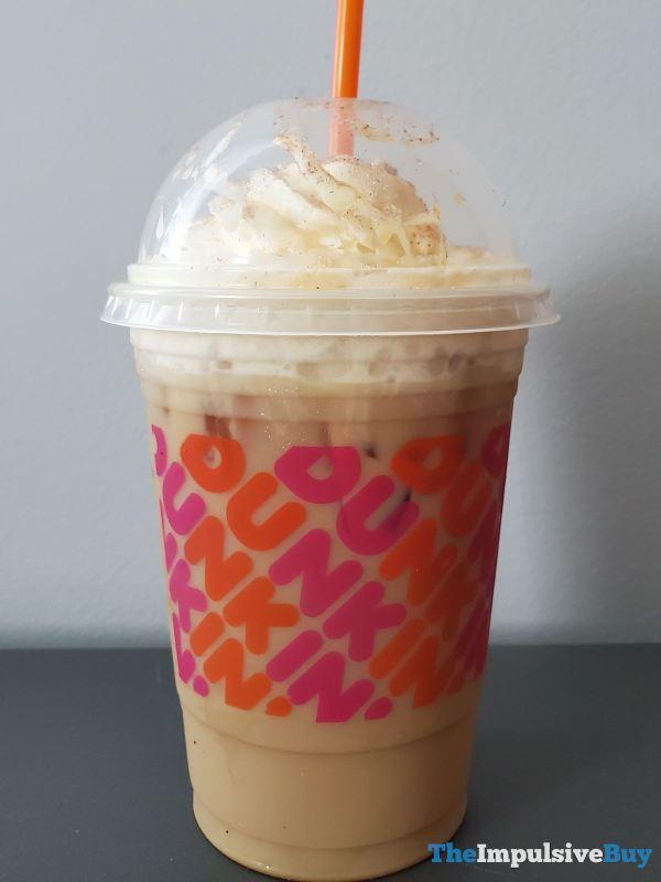 Dunkin Signature Pumpkin Spice Latte Cup