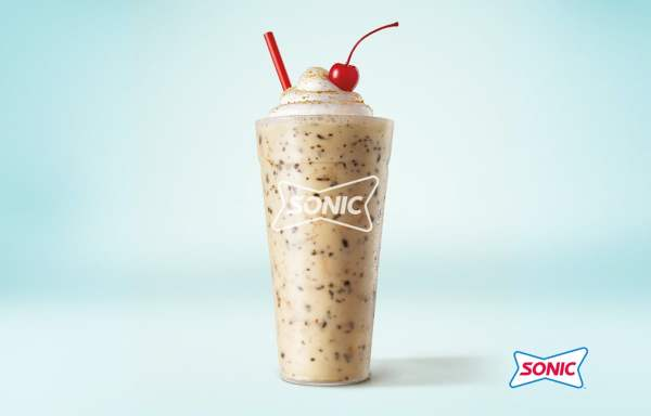 News SONIC Toasted Smores Shake