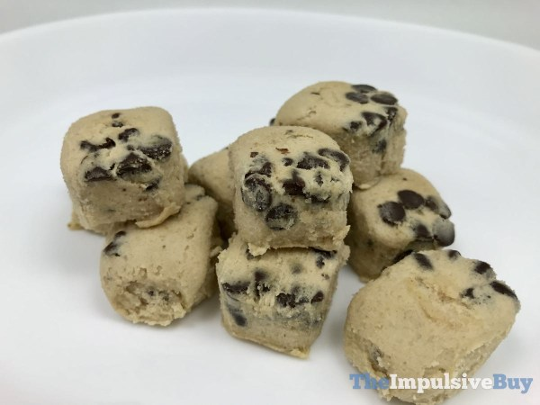 Pillsbury Safe to Eat Raw Chocolate Chip Cookie Dough Raw