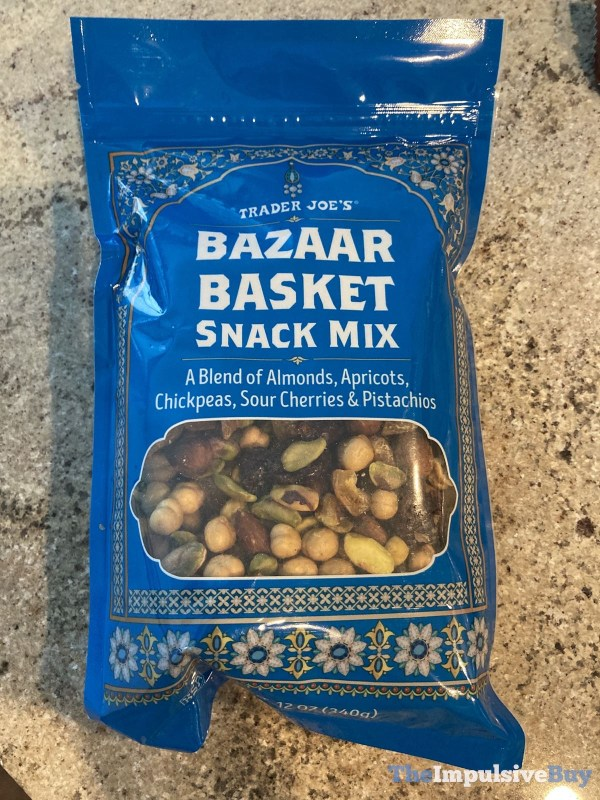 Trader Joe s Bazaar Basket Snack Mix